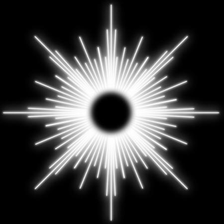 ps光线素材透明